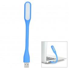 Фонарик для ноутбука GTM LED USB Blue