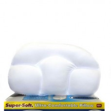 Анатомическая подушка для сна Egg Sleeper белый