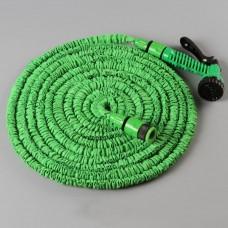 Садовый шланг  для полива  X-hose зеленый 15 м